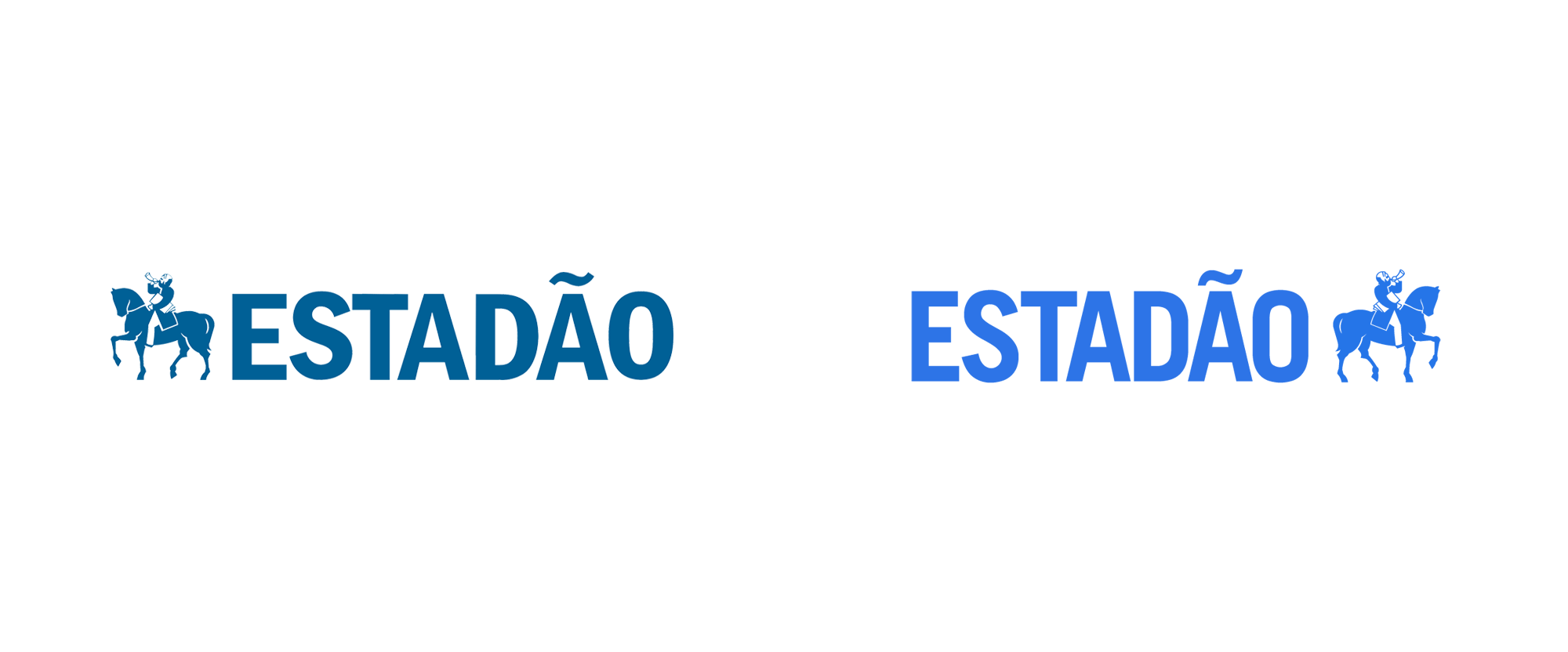 Revised Logo for Estadão by TBWA\Lew Lara
