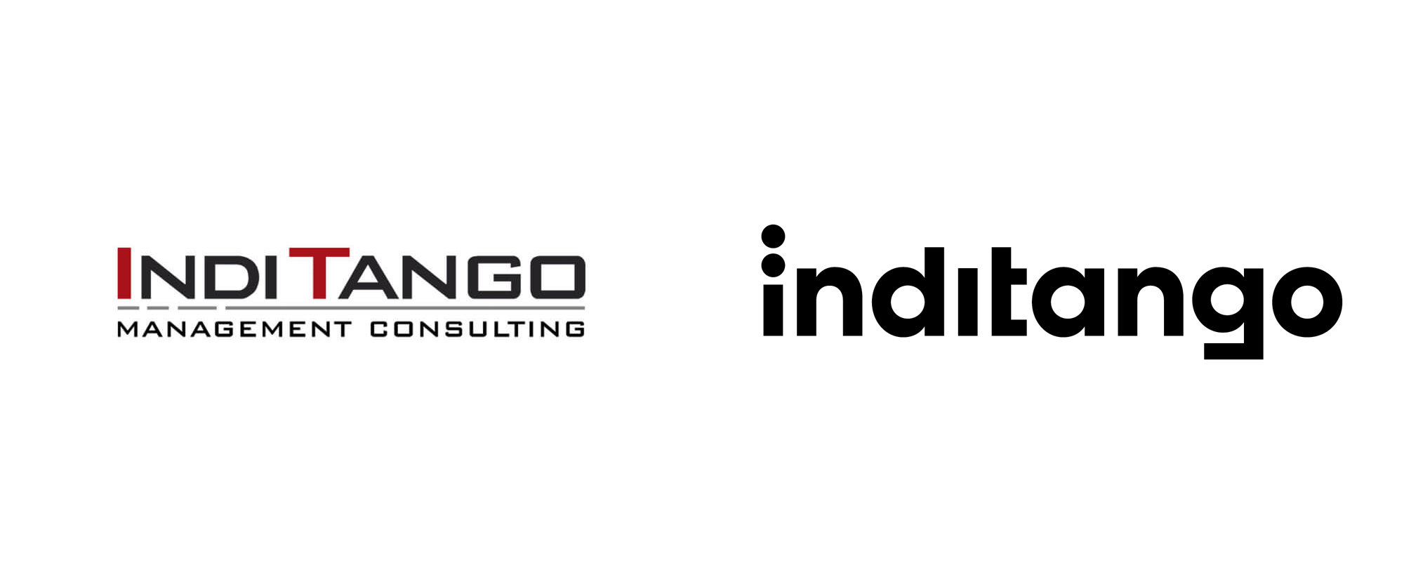 New Logo and Identity for inditango by EIGA