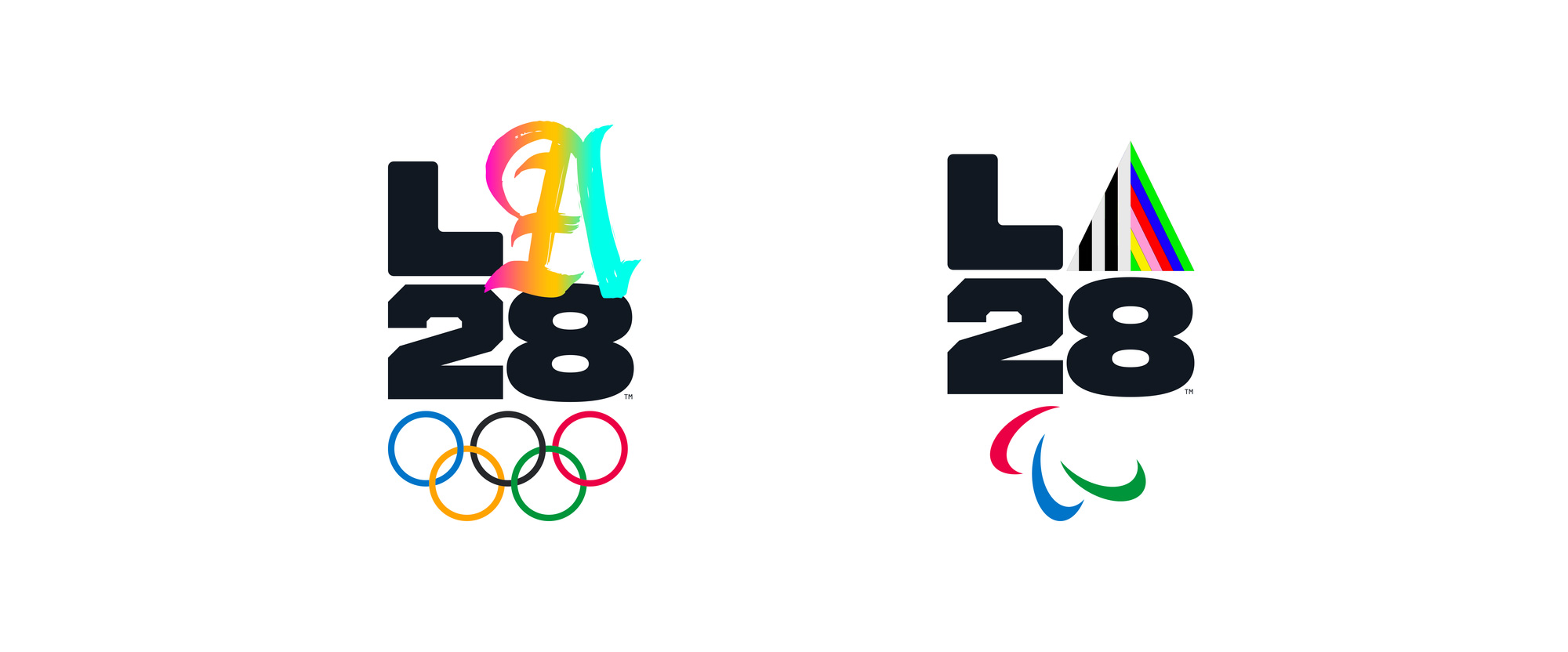 New Emblems for LA28 Olympic and Paralympic Games