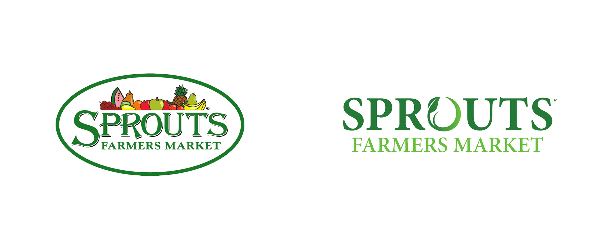New Logo for Sprouts Farmers Market