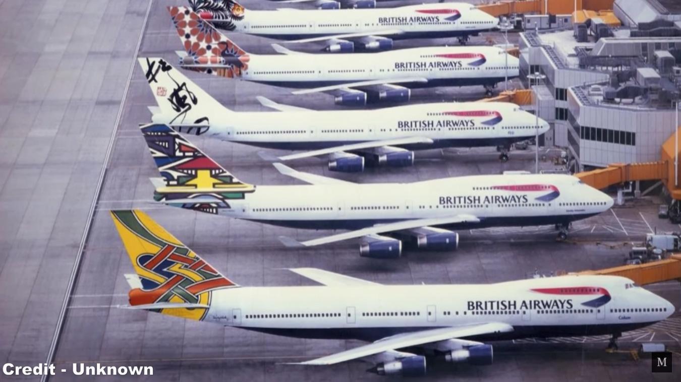 British Airways' £60m Mistake