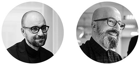 David Cano and Fernando Sagastume, Interbrand