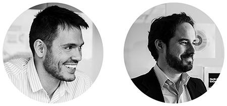 Lucas Machado and Héctor Saracho, Interbrand