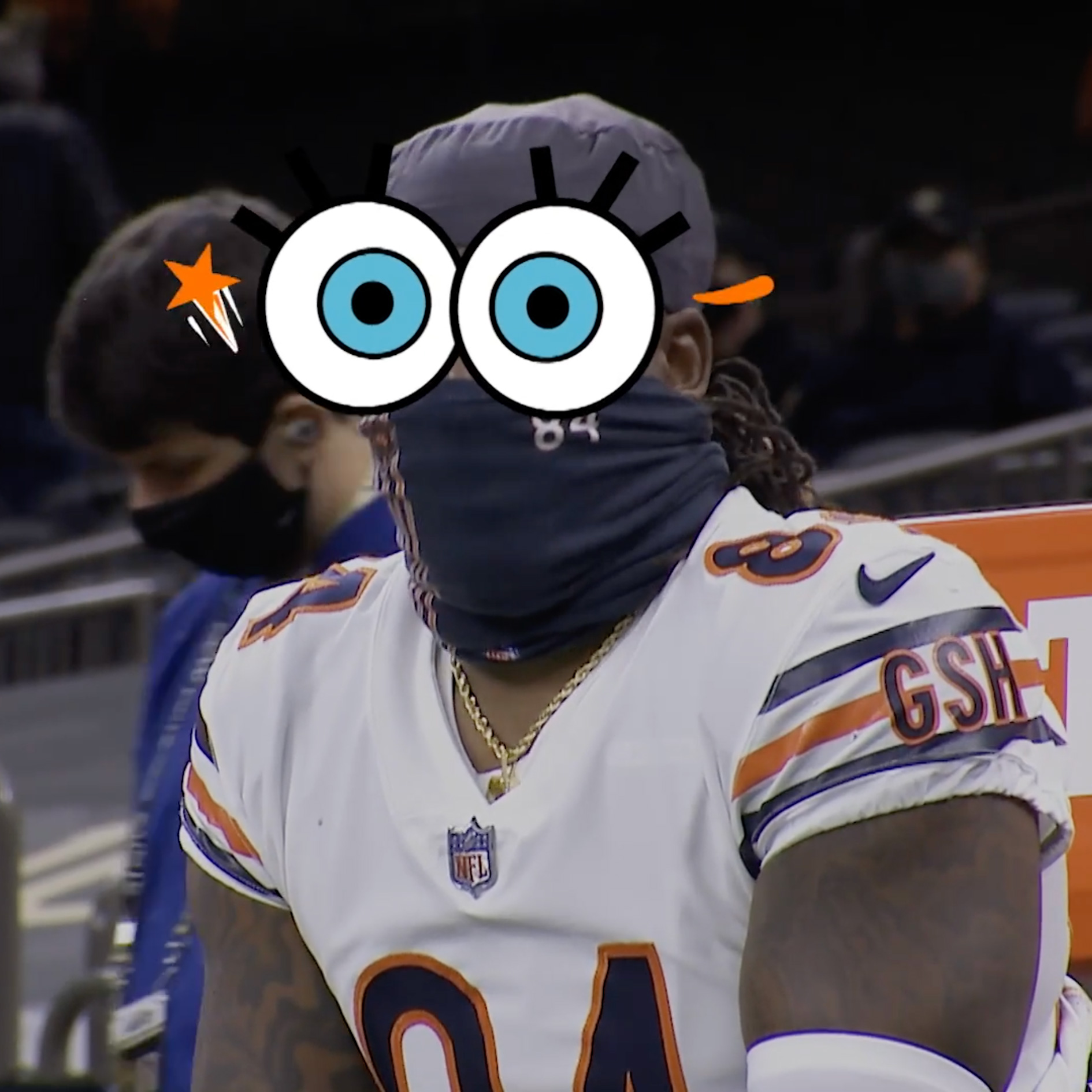 The NFL on Nickelodeon