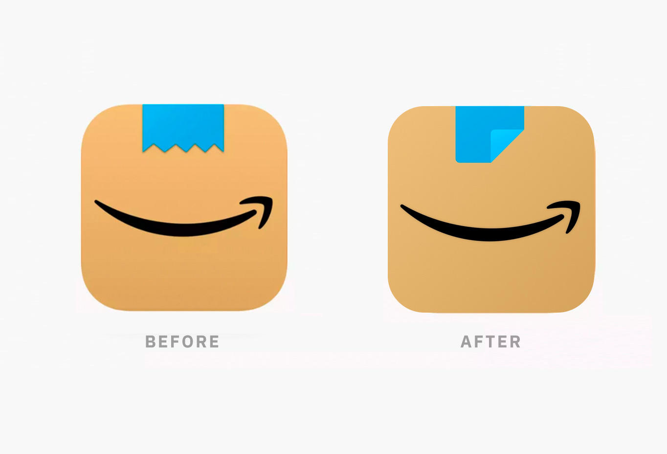 Amazon Shaves off Some Baggage