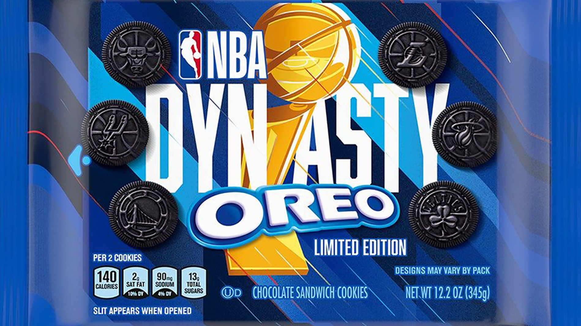NBA Dynasty Oreos