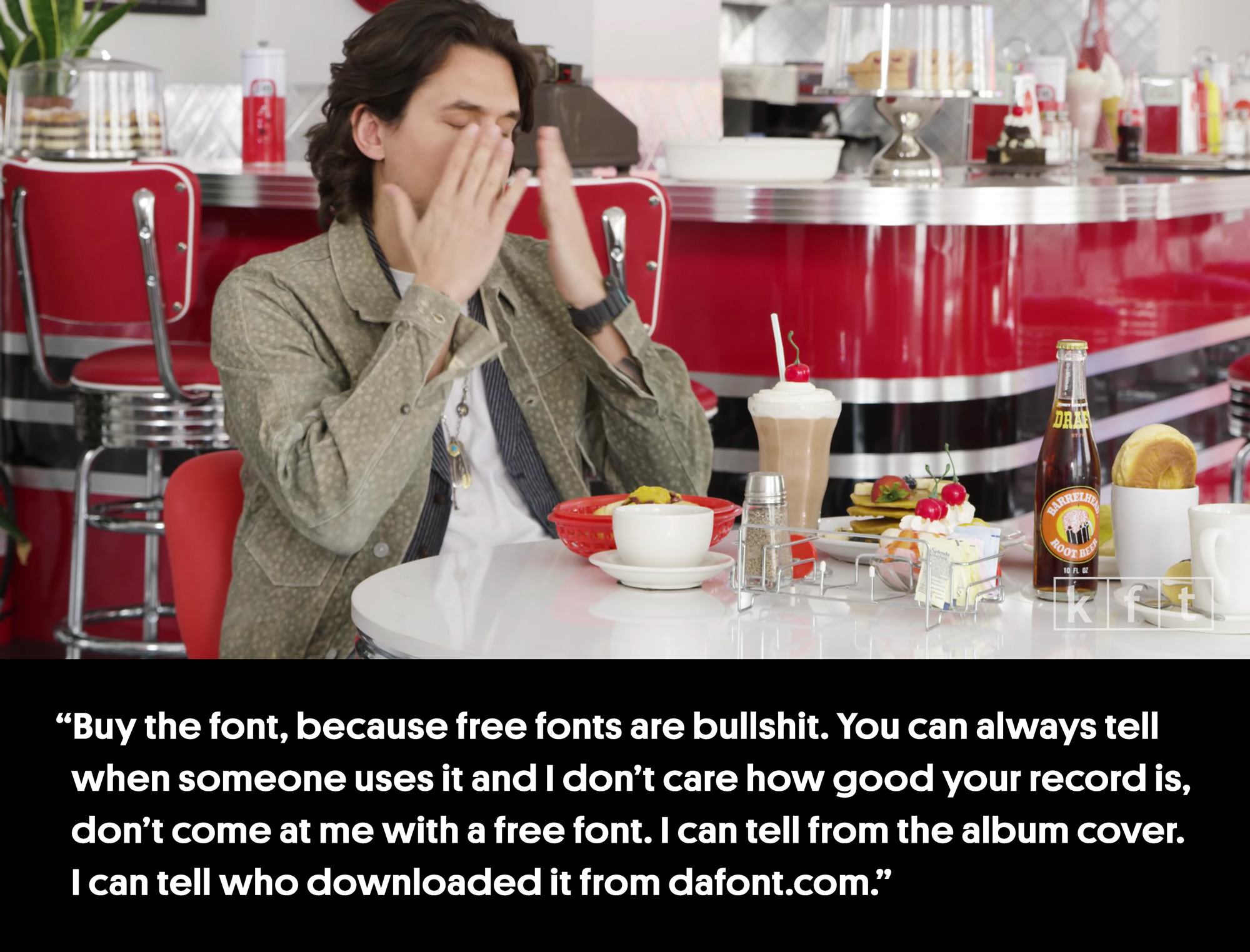 John Mayer on… Licensing Fonts