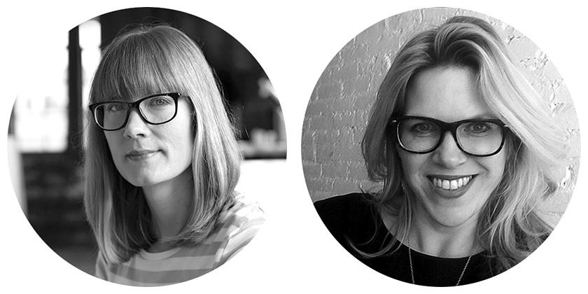 Abby Haddican, Abby Haddican Studio & Julie Kucinski, independent Brand Consultant and Strategist