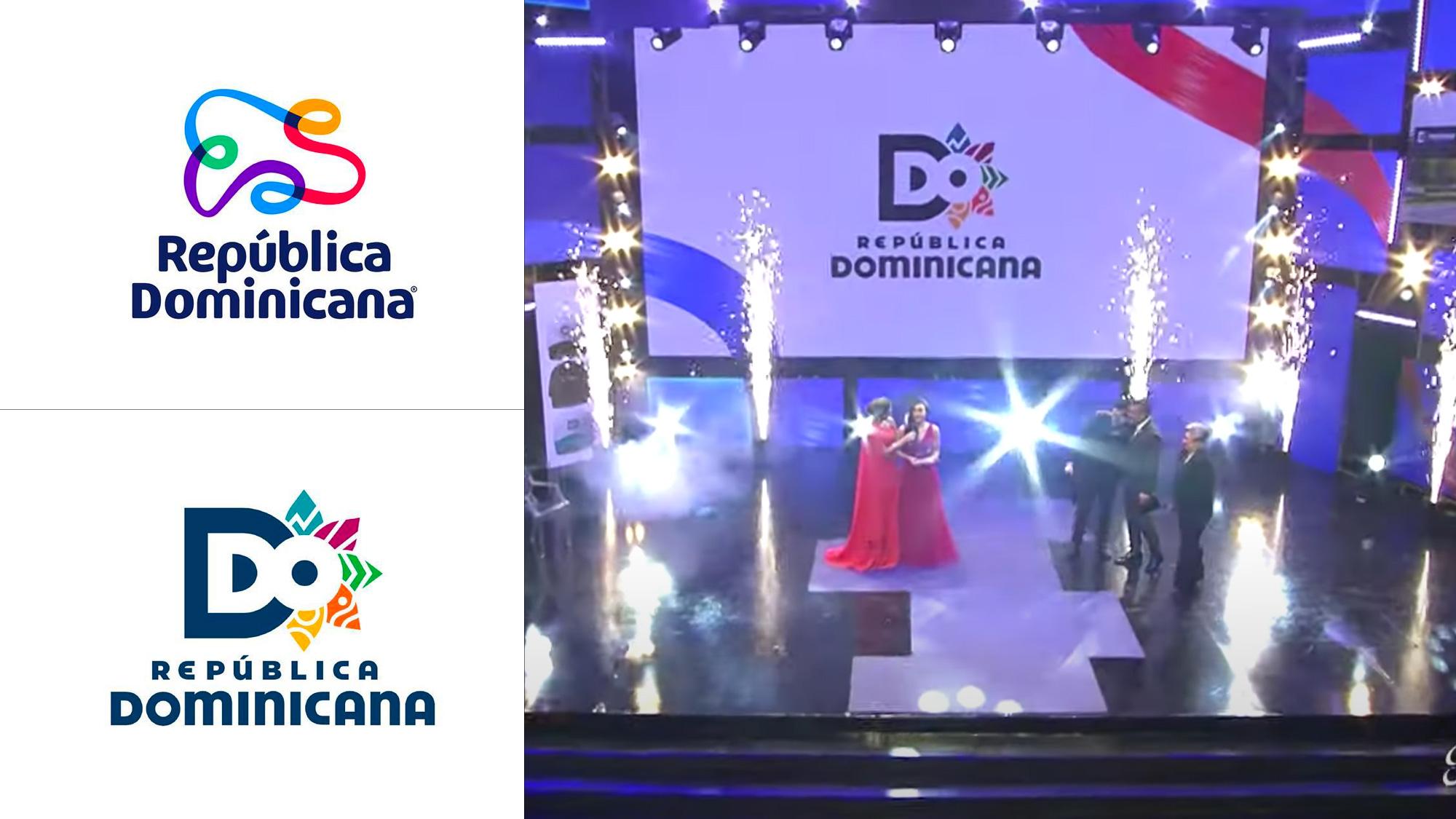 Dominican Republic Logo Winner