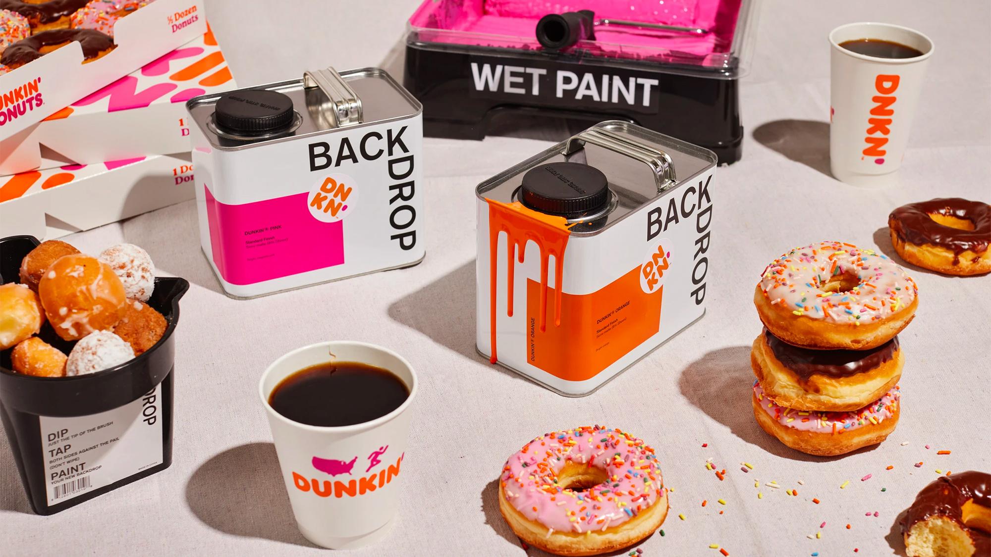 Your Room Runs on Dunkin'