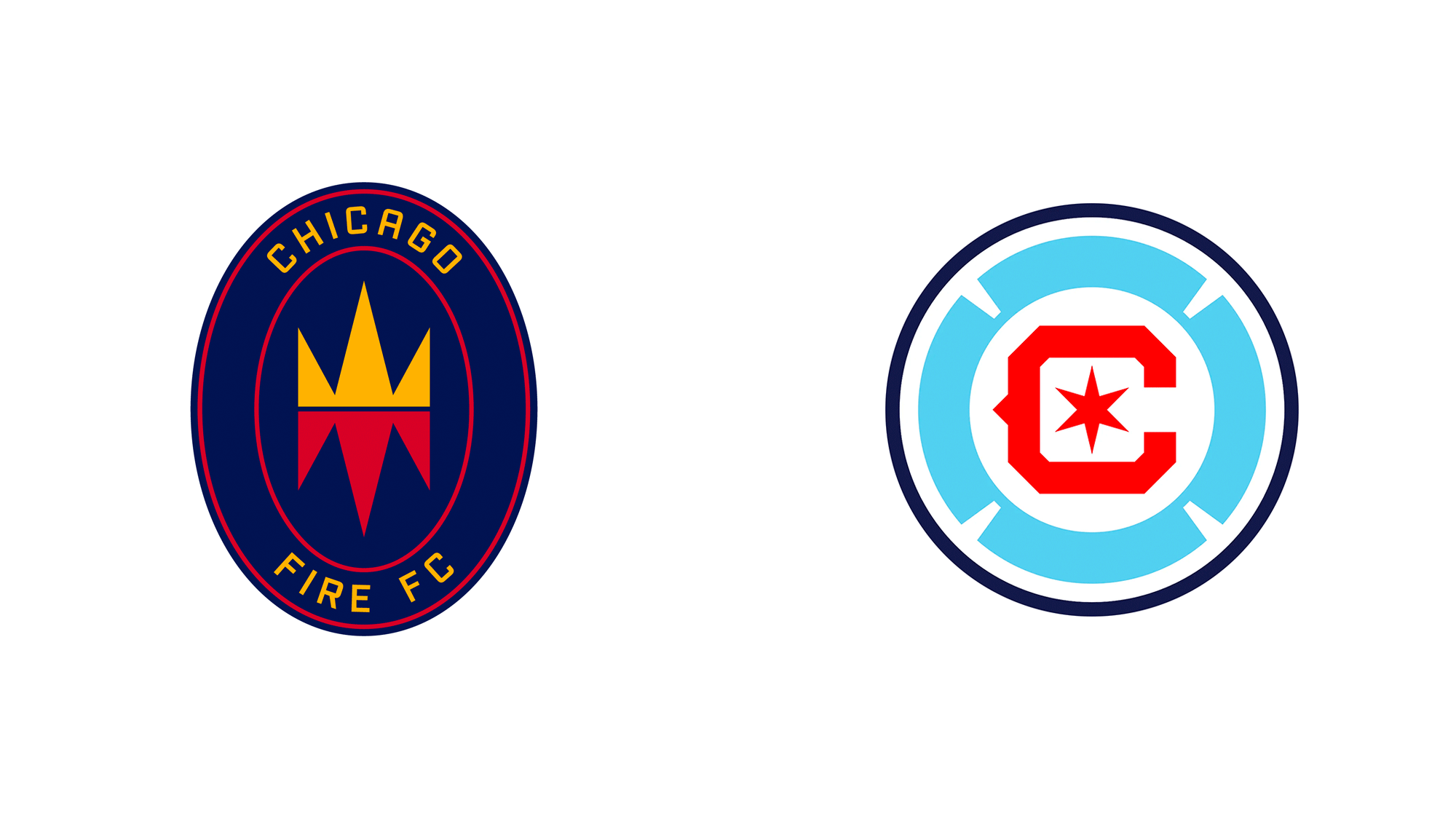brand new new logos for chicago fc by matthew wolff
