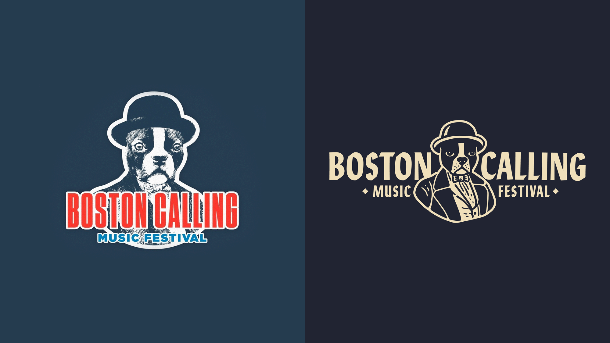 Brand New:  New Logo and Identity for Boston Calling by Contino Studio and Colossus
