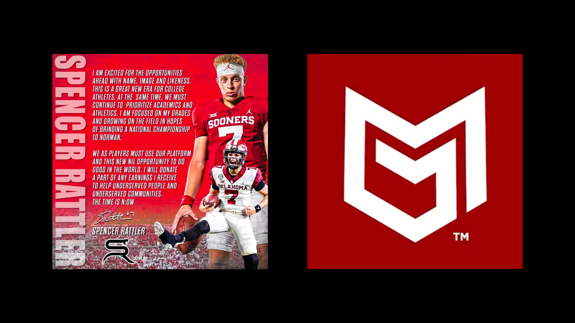 Here Come the Student Athlete Logos