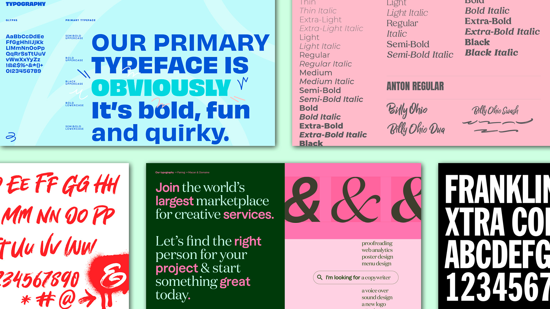 Collected: Type Specimens