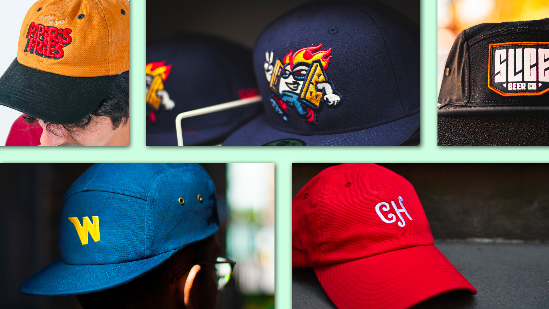 Collected: Caps