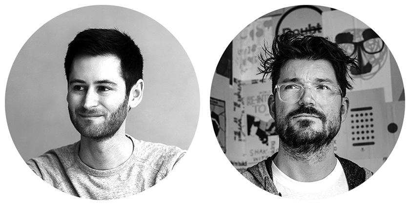 Simon Blockley and James Hurst, Pinterest