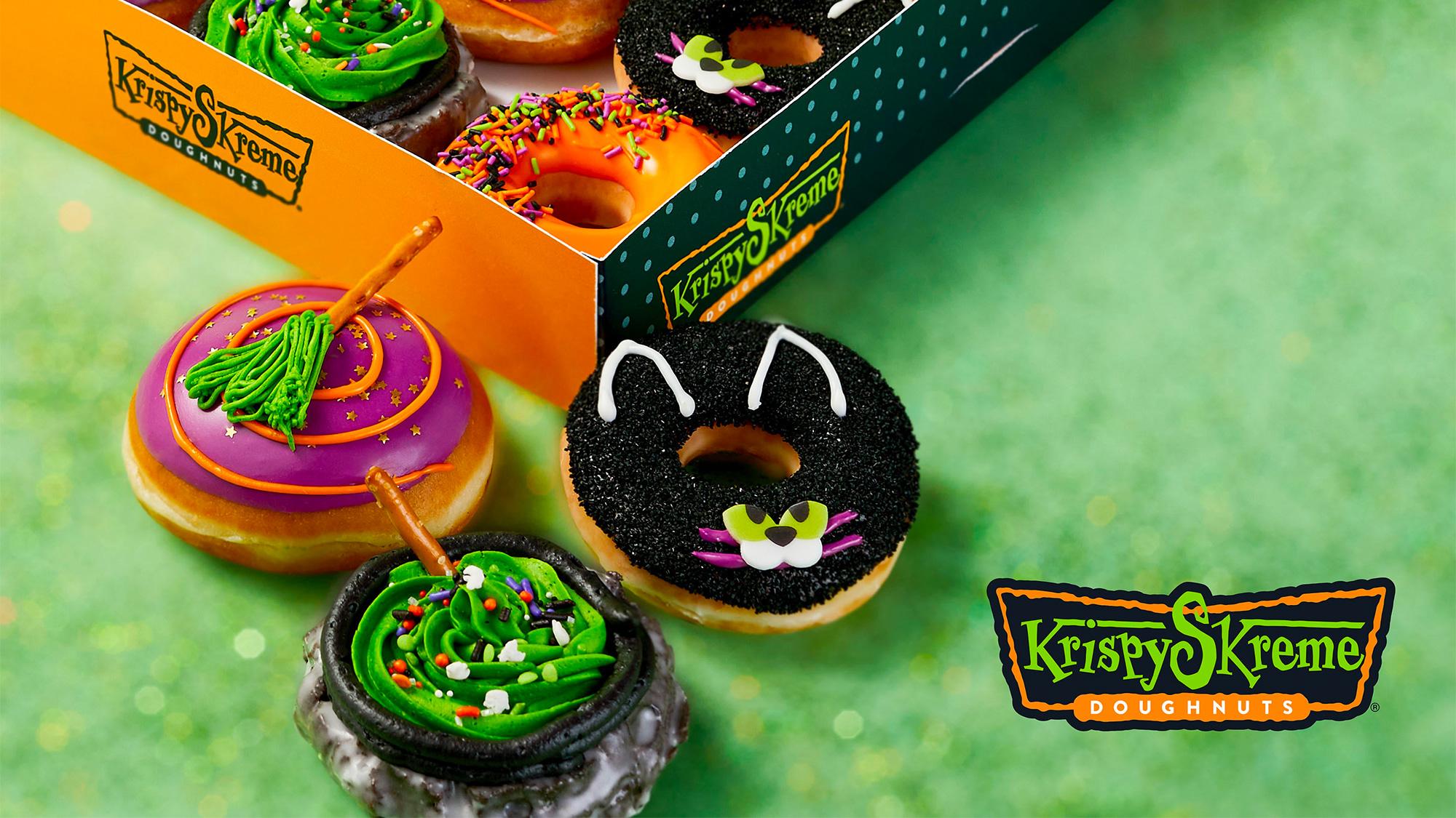 I Skreme, You Skreme, Krispy Skreme