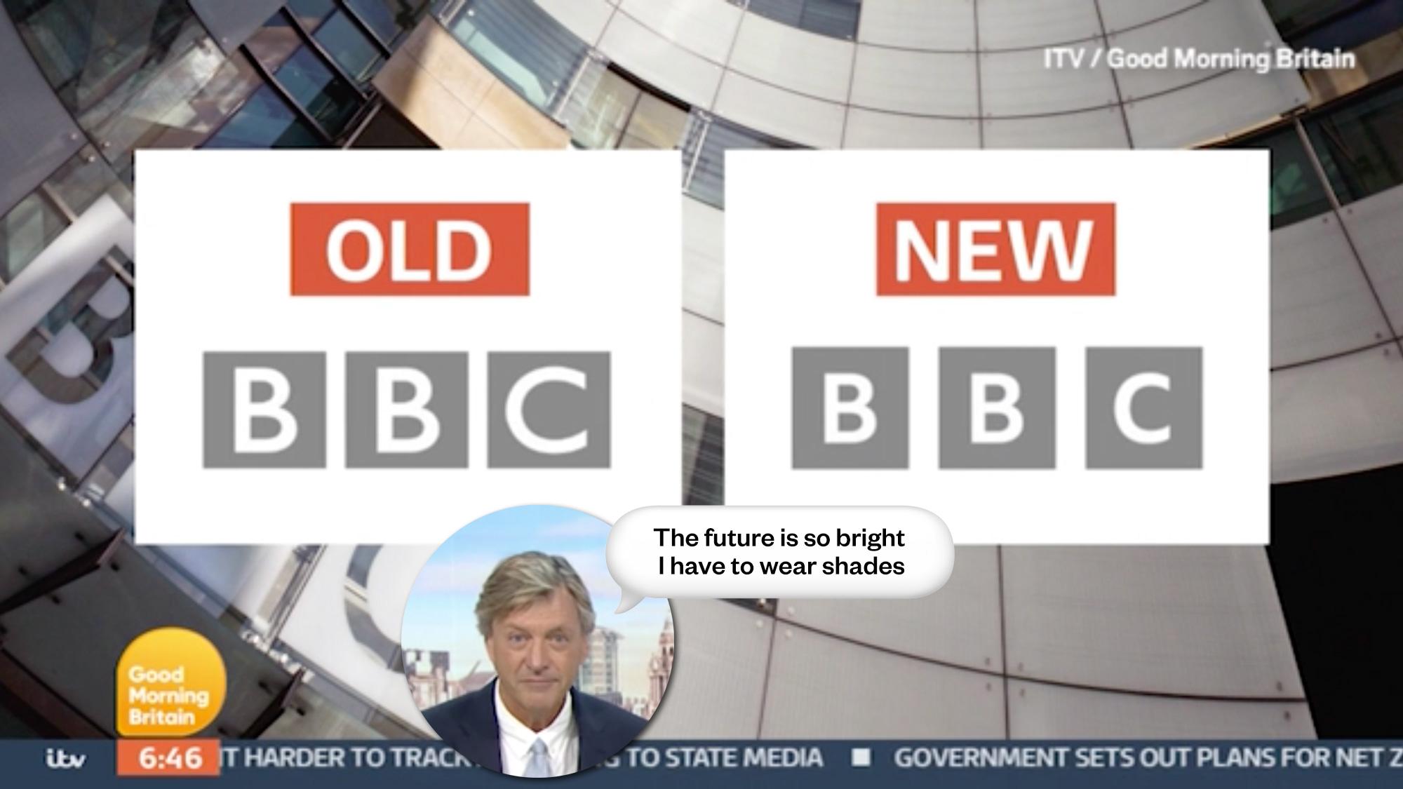 ITV Throws Shade at BBC