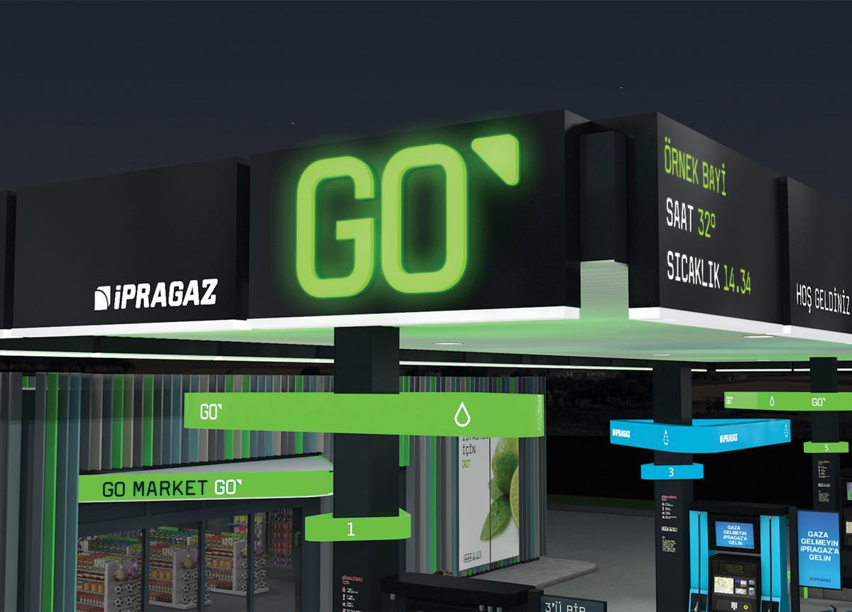 Ipragaz Go by Saffron Brand Consultants