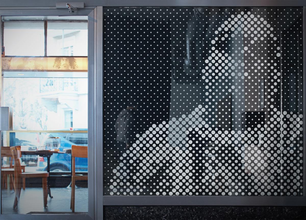 enfant terrible GmbH Bar & Café by Studio Eusebio