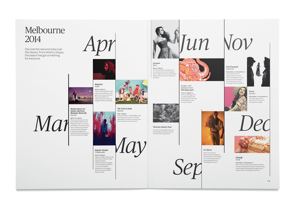 Opera Australia by Interbrand Sydney