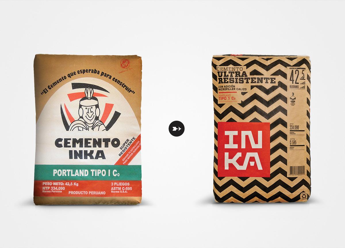 Cementos Inka by Brandlab