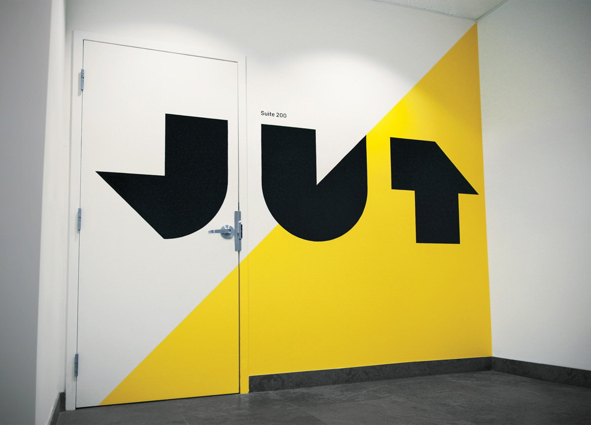 Jut by Moniker