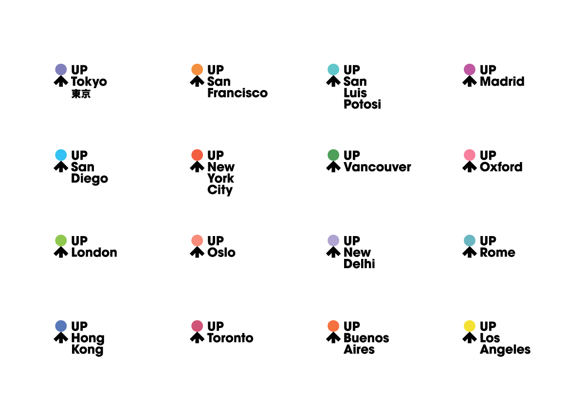 UP Global by Moniker