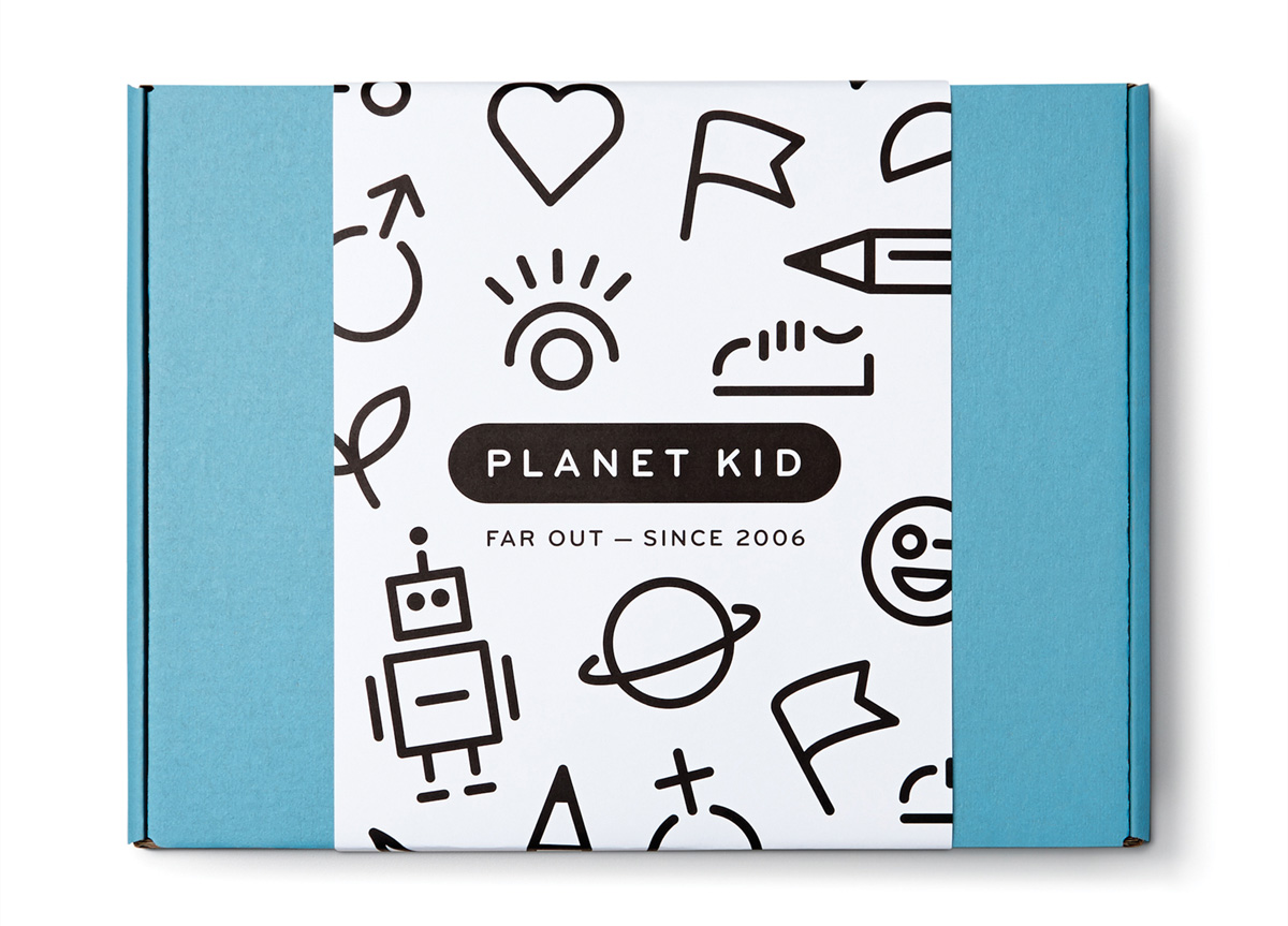 Planet Kid by Projektor BrandImage
