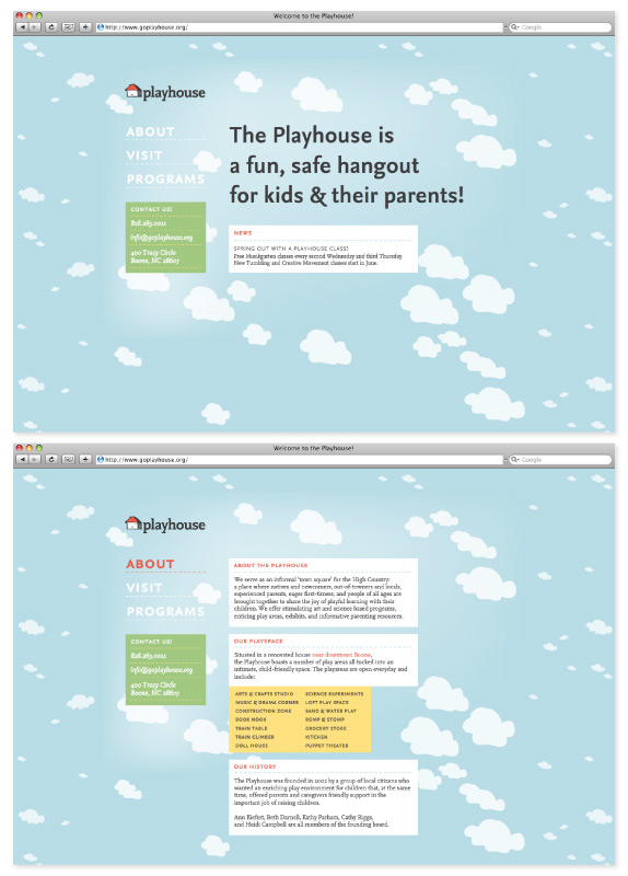 Children's Playhouse by Ryan Simpson