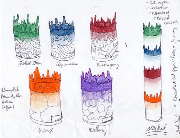 Crayola Washable Fingerpaints by Christine Clayton