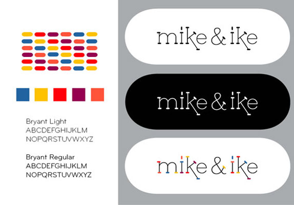 Mike n' Ike by Nicolet Schenck