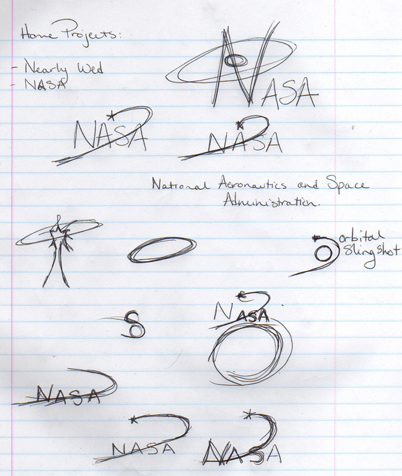 NASA by Corinne de Ocejo