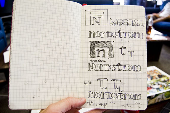 Nordstrom by Eric Doctor