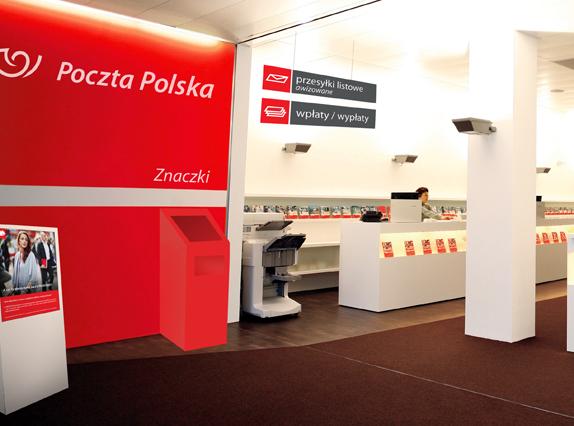 Polish Post by Zofia Szostkiewicz