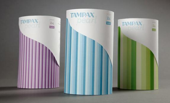 Tampax by Aaron Heth