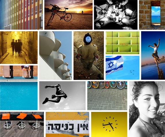 Tel Aviv-Yafo by Michelle Haft