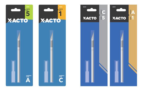 X-ACTO by Jesse Kirsch