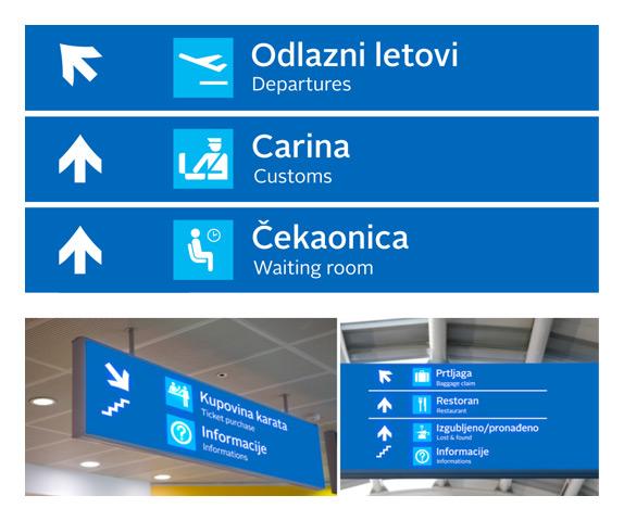 Zagreb Airport by Ivan Nikolic