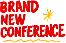 Brand New Conference Logo
