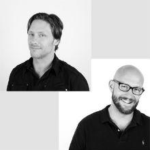 Jordan Crane and Karl Heiselman