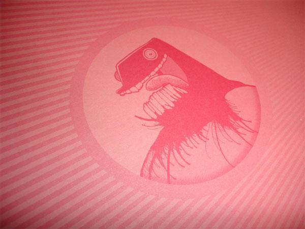 12 Bigger Monsters Portfolio of Drawings