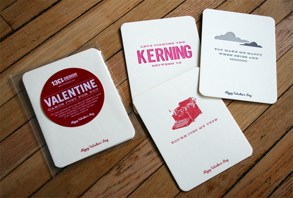 1331 Design Promotional Valentines