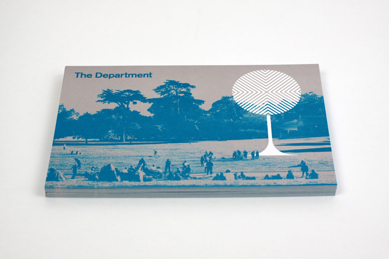 The Department Postcards