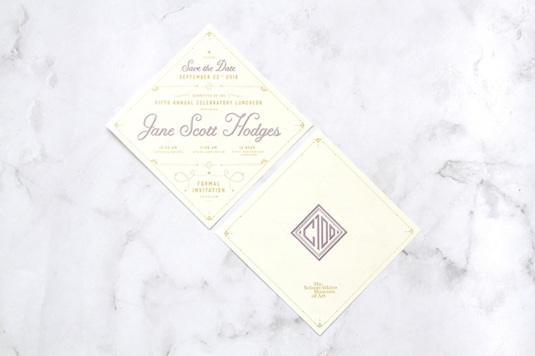 The Nelson-Atkins Museum of Art Invitation