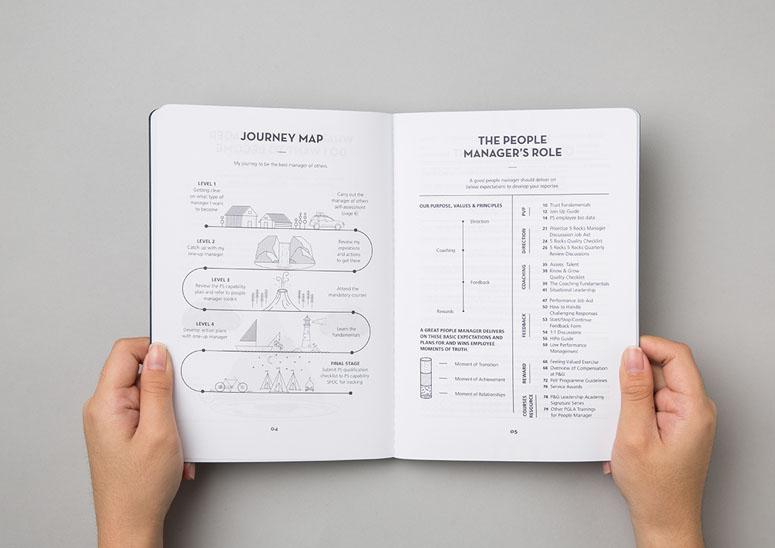 Procter & Gamble Singapore Management Guide