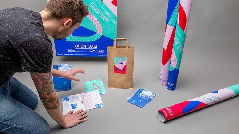University for Fine Arts Campaign