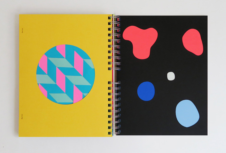 Paper Playbook by The Happening Studio