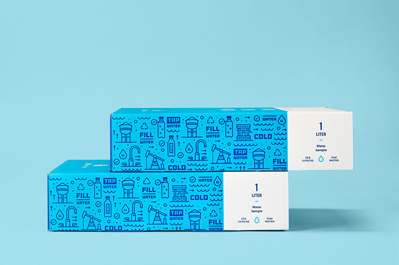 120WaterAudit Water Testing Kit