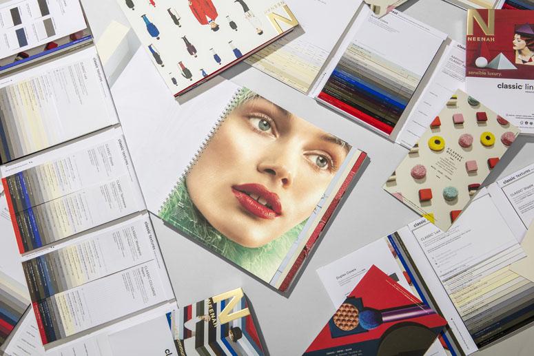 Neenah Paper CLASSIC Papers Rebrand